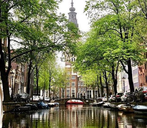 wersterkerk-amsterdam-from-waterside
